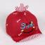 หมวกแก๊ป หมวกเด็กแบบมีปีกด้านหน้า ลาย Smile (มี 3 สี) thumbnail 8