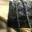 กระเป๋า KEEP classic chain shoulder bag กระเป๋าทรงสวย ผลิตจากหนังแกะ ผิวสัมผัสคล้ายหนังแท้ นิ่มมากๆ คะ thumbnail 12