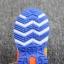 รองเท้าเด็กวัยหัดเดิน ทรง Sport คัทชูทรงเท่สีฟ้าส้ม (เท้ายาว 12-14 ซม.) thumbnail 7
