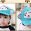 หมวกแก๊ป หมวกเด็กแบบมีปีกด้านหน้า ลายลิงน้อย (มี 3 สี) thumbnail 10