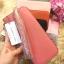 กระเป๋า CHARLESKEITH LONG ZIP WALLET สีนู๊ด ราคา 1,090 บาท Free Ems thumbnail 1