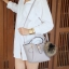 กระเป๋าสะพาย มาพร้อมปอมๆ KEEP Everyday Keep Handbag ราคา 1,390 บาท Free Ems thumbnail 6