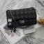 กระเป๋า KEEP classic chain shoulder bag กระเป๋าทรงสวย ผลิตจากหนังแกะ ผิวสัมผัสคล้ายหนังแท้ นิ่มมากๆ คะ thumbnail 6