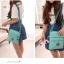 กระเป๋าสะพายข้าง Jin Qiaoer ช่องเยอะ ขนาดกระทัดรัด ทำจากไนล่อนคุณภาพดี กันน้ำ เหมาะกับทุกโอกาสค่ะ thumbnail 6