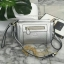 กระเป๋าสะพายข้าง KEEP saffiano leather 3in1 with chain strap รุ่นพิเศษ มาพร้อมสายสะพาย3แบบค่ะ หนัง saffiano เนื้อดีที่สุด ขนาดกะทัดรัด จุของได้คุ้ม ใส่โทรศัพท์ได้ทุกรุ่นคะ #จุดเด่น มีสายสะพายให้ถึง 3 เส้น คือ สายคล้องแขน สายหนังยาว สายโซ่ยาว โดยทุกสายถอดเ thumbnail 12