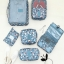 DINIWELL กระเป๋าใส่อุปกรณ์อาบน้ำ แขวนได้ สำหรับเดินทาง ท่องเที่ยว พกพาสะดวก ผลิตจากโพลีเอสเตอร์คุณภาพสูง thumbnail 19