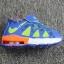 รองเท้าเด็กวัยหัดเดิน ทรง Sport คัทชูทรงเท่สีฟ้าส้ม (เท้ายาว 12-14 ซม.) thumbnail 6