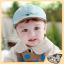 หมวกเด็ก หมวกเบเร่ต์-ลายแมว (มี 4 สี) thumbnail 18