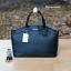 กระเป๋า MANGO SAFFIANO-EFFECT TOTE BAG สีดำ ราคา 1,090 บาท Free Ems thumbnail 1