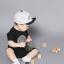 หมวกแก๊ป หมวกเด็กแบบมีปีกด้านหน้า ลาย SUPER MARINE (มี 4 สี) thumbnail 5