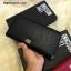 กระเป๋าสตางค์ใบยาว MOSCHINO Long Wallet 2017 สีดำ ราคา Promotion 1,290 บาท Free Ems พร้อมกล่องแบรนด์ thumbnail 4