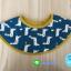 ผ้าซับน้ำลายเด็ก ผ้ากันเปื้อนเด็กเล็ก แบบ 360 องศา / ลายจิ้งจอก thumbnail 1