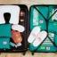 ชุดจัดกระเป๋าเดินทาง 7 ใบ จัดกระเป๋าเดินทาง ท่องเที่ยว ใส่เสื้อผ้า ชุดชั้นใน อุปกรณ์ห้องน้ำ กางเกงใน รองเท้า ถุงเท้า เครื่องสำอาง อุปกรณ์ไอที thumbnail 8