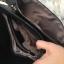 กระเป๋า KEEP Clutch bag with strap Size L สีดำ ราคา 1,190 บาท Free Ems thumbnail 6