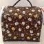 กระเป๋าผ้าคอตตอล (ใส่กรงโค้งได้) น้ำตาลแมวนำโชค thumbnail 3