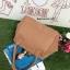 กระเป่า Anello PU Leather boston bag C.Beige Color ราคา 1,490 บาท Free Ems thumbnail 3