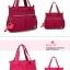 กระเป๋าสะพาย Jin Qiaoer ทำจากไนล่อน กันน้ำ คุณภาพดี ขนาดกระทัดรัด สีสันสดใส เหมาะกับทุกโอกาส thumbnail 11