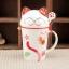 แก้วเซรามิคแมวกวัก <พร้อมส่ง> thumbnail 4
