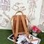 กระเป๋าเป้ Anello Polyurethane Leather Rucksack รุ่น Mini Two-Tone ใหม่ล่าสุด!!! thumbnail 11