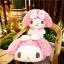 หมอนผ้าห่มตุ๊กตา My Melody thumbnail 4