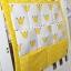 ผ้าแขวนผนัง-ติดขอบเปลเด็ก ใส่ของเล่น-ของใช้เด็ก Muslin Tree thumbnail 6