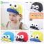 หมวกแก๊ป หมวกเด็กแบบมีปีกด้านหน้า ลายกบเคโระ (มี 5 สี) thumbnail 1