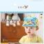 หมวกแก็ปเด็กเล็กมีหู ลายกระต่ายขับรถ สำหรับเด็ก 9 - 36 เดือน thumbnail 3
