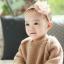 HB105••ที่คาดผมเด็ก•• มงกุฎผ้า (มี 3 สี) thumbnail 4