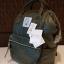 กระเป๋า Anello Nylon Mini Square สี Khakhi ราคา 1,390 บาท Free Ems thumbnail 3