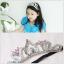 HB099••ที่คาดผมเด็ก•• Crown (มี 2 สี) thumbnail 2