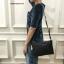 กระเป๋า Mango quilted crossbodybag สีดำ ราคา 990 บาท Free Ems thumbnail 4