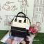 กระเป๋าเป้ Anello Polyurethane Leather Rucksack รุ่น Mini Two-Tone ใหม่ล่าสุด!!! thumbnail 13