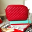 กระเป๋า Mango สะพายข้าง สุดเก๋ ดีไซน์สวย สีแดงสด ทรงครัชท์ จาก MANGO แท้ พร้อมส่ง Shoulder Bag Clucth thumbnail 1