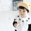 HT359••หมวกเด็ก•• / หมวกแก็ปมือมิกกี้ (สีเหลือง) thumbnail 3