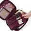 กระเป๋าอเนกประสงค์พกพาสะดวก สำหรับใส่อุปกรณ์เครื่องสำอาง อุปกรณ์ห้องน้ำ หรือสิ่งของจำเป็นอื่นเพื่อการเดินทาง ทำจากไนล่อนกันน้ำคุณภาพดี thumbnail 17
