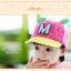หมวกแก๊ป หมวกเด็กแบบมีปีกด้านหน้า ลาย M-มิกกี้ (มี 4 สี) thumbnail 16