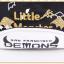 หมวกแก๊ป หมวกเด็กแบบมีปีกด้านหน้า ลาย Little Monster (มี 5 สี) thumbnail 9