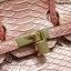 กระเป๋าทรงยอดฮิต สไตล์Birkin Crocodile Striped bag with accessories Available thumbnail 9