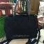 กระเป๋าถือ/สะพาย Mango Nylon Bag สวยหรู ดูดี กระเป๋าทำจากผ้าไนล่อน แต่งโลโก้สีทอง ทรง Tote รุ่นใหม่ล่าสุดออกแบบสไตล์ Prada รุ่นยอดนิยม thumbnail 7