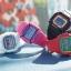 นาฬิกาข้อมือ CASIO BABY-G STANDARD DIGITAL รุ่น BGD-501-1B thumbnail 2