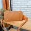 กระเป๋า Berke กระเป๋าทรงสุดฮิต ใบใหญ่จุของคุ้มคะ ตัวกระเป๋าหนัง Pu ดูแลรักษาง่าย น้ำหนักเบา ตัวกระเป๋า ปรับได้ 2 ทรง ทรงรัดสายคาด กับ ถอดออกได้ ภายในบุด้วยหนัง PU เนื้อเรียบสีชมพู มีช่องใส่ของจุกจิกได้ #ใบนี้สวยหรูมาก New arrival! thumbnail 5