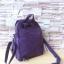 กระเป๋าเป้ Kipling Outlet HK สีม่วง กระเป๋าเป้ ขนาดเล็กขนาดกระทัดรัด thumbnail 6