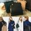 กระเป๋า CHARLES & KEITH TOP HANDLE BAG สีดำ ราคา 1,590 บาท Free Ems thumbnail 5