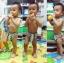 กางเกงผ้าอ้อมซักได้ ชาโคลใยไผ่ Nana Baby Bamboo Charcoal Diaper thumbnail 5