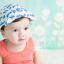 HT372••หมวกเด็ก•• / หมวกแก็ปเครื่องบิน (สีขาว) thumbnail 2