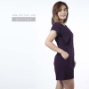 ชุดให้นม Phrimz : Popcorn breastfeeding jumpsuit - Violet สีม่วงเข้ม