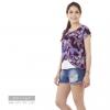 เสื้อให้นม Phrimz : Malee Breastfeeding Top - Purple