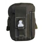 กระเป๋าข้างเอวสีดำ