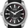นาฬิกาข้อมือผู้ชาย Citizen Eco-Drive รุ่น BM7120-01E, Titanium Golf 100m Sapphire Gents Sports Watch