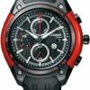 นาฬิกาข้อมือผู้ชาย Citizen Eco-Drive รุ่น CA0384-09E, Chronograph 100m Japan Rare Special Edition Toyota 86 Watch